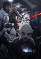 Star Wars- Outlaw Tech by UdonCrew
