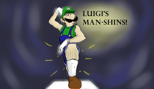 Luigi's Mansion by Nintendawgv2