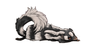 Le Pew~ by Puppy-Chow
