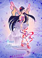 Musa Harmonix 5 season winx by fantazyme