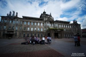 UST Main Building Again by stiff-fingers