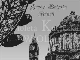Great Britain Brush Pack by Wioll