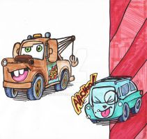 Some Cars by GNGTNT105