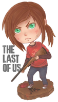 The Last of Us: Ellie by AdryJustend