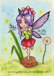 The Fae Inae - Full Color by Gammea