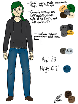 Alastair Ref. -Commision- by MadR4t