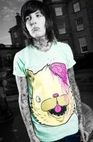 oli sykes drop dead edit by Xxdarkwolf94xX