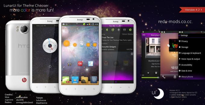 LunarUi - Cm7 Theme v4.2.1 : FinalFlight by R3D-X7
