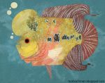 Fish Doodle 1 by nickbachman