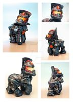 My Little Gypsy Danger by EatToast