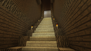 (First Floor) Stairs by PikminHensley