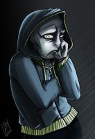 Under the weather - commission by iisjah