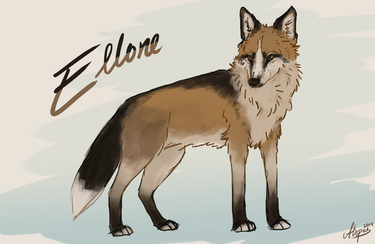 Ellone by Alopus