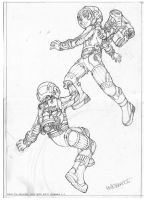 ASTRO pencils by paulobarrios