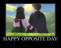 Opposite Day by POOHEAD189