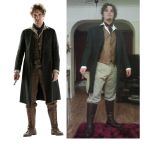 My Night of the Doctor 8th Doctor cosplay, compair by TimeLordParadox