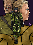 Snake Eater by Prydonian-Poet