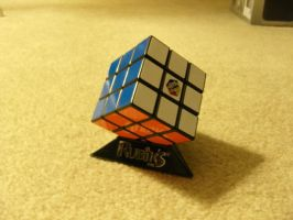 Rubik's Cube by storybox