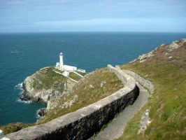 South Stack Lighthouse by Akamasdiver