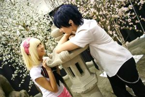 I Love My Garden ~ Rin and Shiemi by OurLivingLegacy