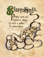 Sleep Spell by Charmed-BOS