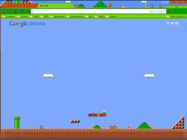 Super Mario Browsers by wPfil