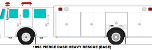 Pierce Dash Heavy Rescue base by MisterPSYCHOPATH3001