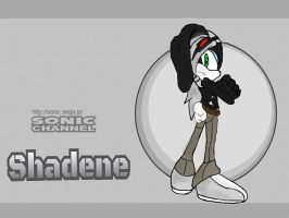 Sonic Channel Shadene by UndeadPuppeteer