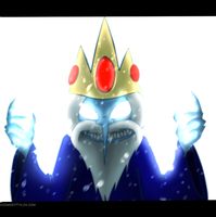 T-Week: Ice King by Comickit