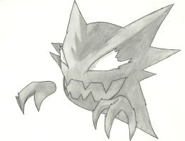 Creepy Haunter by GuillotineRaven