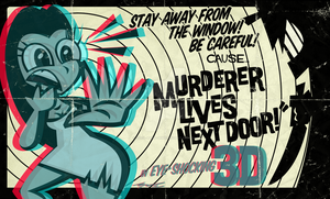 Murderer Lives Next Door by Cool-Hand-Mike