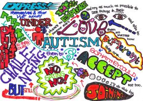 what autism is to me by peanutbutternj