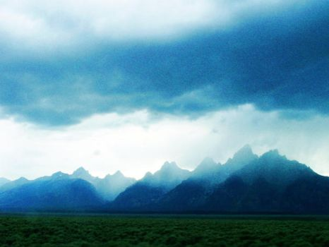 the grand tetons take three by kar-m-a