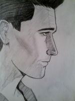 Tom Hiddleston by ElvishLoki