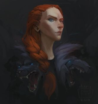 Sansa Stark by Nieris