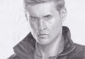 Dean Winchester by AdiLohrey18