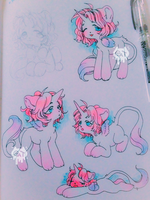 crayon cats by catsparkles