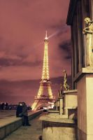 paris lovers by ssandrass
