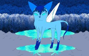 IceWing by UnknownPaws