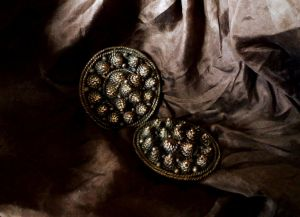 Birka brooches by UEdkaFShopie