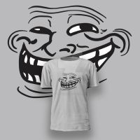 Troll Tee by kebuenowilly