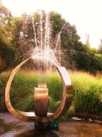 Fountain 2 by Sidux