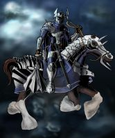 Medieval Horseman Colors by Wallcrawler62