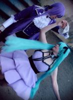 Vocaloid - Dance with me by el-gay