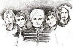 my chemical romance by jungcwill