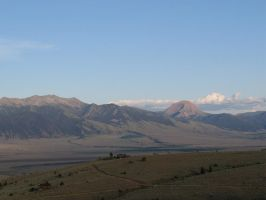 The Mountains of Wyoming - 3 by PapaZangief