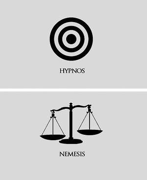 Cabins - Hypnos and Nemesis