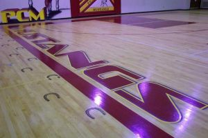 PCM HS Gym - Floor shot Three by thecymbalwench