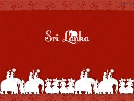 Sri Lanka on the walls by farcry77