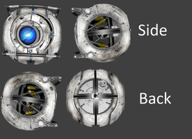 Wheatley Core References by Ska4Life